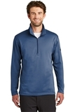 The North Face Tech 1/4-Zip Fleece Blue Wing Thumbnail