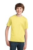 Youth Essential T-shirt Yellow Thumbnail