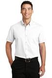 SuperPro Twill Shirt White Thumbnail