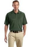 CornerStone Tall Select Snag-Proof Tactical Polo Dark Green Thumbnail