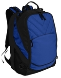 Xcape Computer Backpack Shock Blue with Black Thumbnail