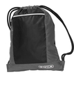 OGIO Pulse Cinch Pack Grey with Black Thumbnail