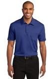 Silk Touch Performance Pocket Polo Royal Thumbnail