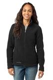 Women's Eddie Bauer Full-zip Fleece Jacket Black Thumbnail