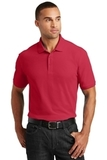 Core Classic Pique Polo Rich Red Thumbnail