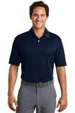 Nike Golf Dri-FIT Pebble Texture Polo Shirt Midnight Navy Thumbnail