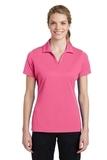 Women's Sport-Tek PosiCharge RacerMesh Polo Bright Pink Thumbnail