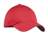 Nike Golf Unstructured Twill Cap Gym Red Thumbnail