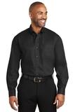 Red House Dobby Non-iron Button-down Shirt Black Thumbnail