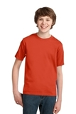 Youth Essential T-shirt Orange Thumbnail