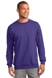 Crewneck Sweatshirt Purple Thumbnail