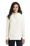 Women's OGIO Luuma Pullover Fleece Hoodie Ivory Snow Thumbnail