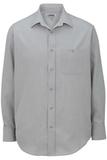 Edwards Men's Batiste Dress Shirt Platinum Thumbnail