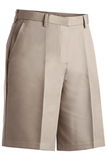 Women's Soft Touch Microfiber Shorts Tan Thumbnail