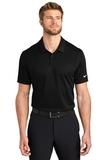 Nike Golf Dry Essential Solid Polo Black Thumbnail