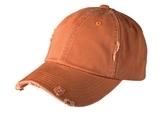Distressed Cap Burnt Orange Thumbnail