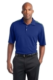 Nike Golf Dri-FIT Graphic Polo Rush Blue with Mean Green Thumbnail