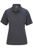 Women's Edwards Tactical Snag-proof Short Sleeve Polo Steel Grey Thumbnail