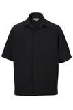 Batiste Unisex Service Shirt Black Thumbnail