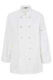 Chef Coat Just For Her White Thumbnail