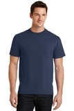 50/50 Cotton / Poly T-shirt Navy Thumbnail