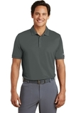 Nike Golf Dri-FIT Smooth Performance Modern Fit Polo Anthracite Thumbnail