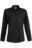 Women's Cafe Shirt Black Thumbnail