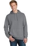 Beach Wash Garment-Dyed Pullover Hooded Sweatshirt Coal Thumbnail