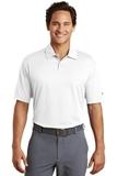 Nike Golf Dri-FIT Pebble Texture Polo Shirt White Thumbnail