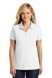 Women's Dry Zone UV MicroMesh Polo White Thumbnail