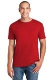 Softstyle Ring Spun Cotton T-shirt Cherry Red Thumbnail
