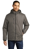 Vortex Waterproof 3-in-1 Jacket Deep Smoke with Charcoal Thumbnail