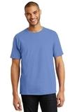Tagless 100 Comfortsoft Cotton T-shirt Carolina Blue Thumbnail