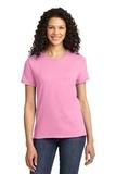 Women's Essential T-shirt Candy Pink Thumbnail