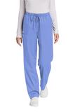 WonderWink Women's Petite WorkFlex Cargo Pant Ceil Blue Thumbnail