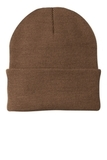Knit Cap Brown Thumbnail