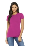 BELLACANVAS Women's The Favorite Tee Berry Thumbnail