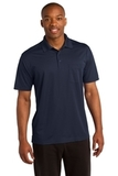 Micropique Sport-wick Pocket Polo True Navy Thumbnail