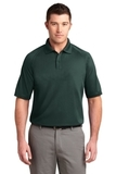 Dry Zone Ottoman Polo Shirt Dark Green Thumbnail