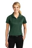 Women's Micropique Moisture Wicking Polo Shirt Forest Green Thumbnail