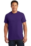 Ultra Cotton 100 Cotton T-shirt Purple Thumbnail