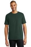 Tagless 100 Comfortsoft Cotton T-shirt Deep Forest Thumbnail