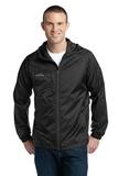 Eddie Bauer Packable Wind Jacket Black Thumbnail