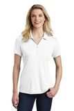 Women's Competitor Polo White Thumbnail