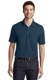 Dry Zone UV MicroMesh Polo River Blue Navy Thumbnail