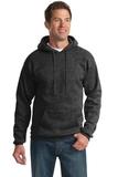 Pullover Hooded Sweatshirt Dark Heather Grey Thumbnail