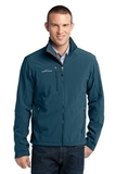 Eddie Bauer Soft Shell Jacket Dark Adriatic Thumbnail