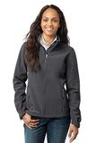 Women's Eddie Bauer Soft Shell Jacket Grey Steel Thumbnail