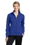 Women's Sport-Wick Fleece Full-Zip Jacket True Royal Thumbnail