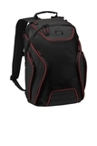 OGIO Hatch Pack Laser Red with Heather Grey Thumbnail